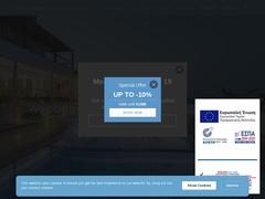 Nostos Beach - Hôtel 2 * - Bali - Rethymnon - Crète