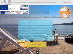 Blue Horizon Apartments - Hôtel 1 * - Bali - Rethymnon - Crète