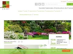 Accueil - Société Nationale d'Horticulture de France
