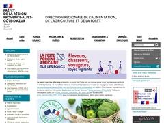 Bulletin de Santé du Végétal (BSV) - DRAAF PACA