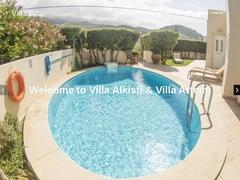 Villa Alkisti & Artemi - Πλακιάς - Ρέθυμνο - Κρήτη