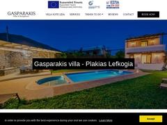 Gasparakis Luxury Villas - Λευκόγεια - Ρέθυμνο - Κρήτη