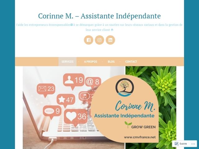 BESSONCOURT - Corinne MOUILLESEAUX, assistante indépendante trilingue