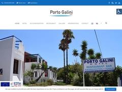 Porto Galini - Hôtel 2 * - Lampi - Agia Galini - Rethymnon - Crète