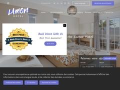 Lamon - Hôtel 2 * - Plakias - Rethymnon - Crète