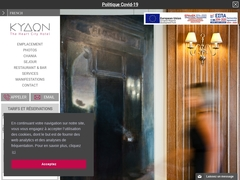 Kydon - Ξενοδοχείο 4 * - Κέντρο πόλης - Χανιά - Κρήτη