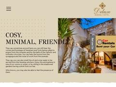 Bozzali - Ξενοδοχείο 4 * - Παλιά Πόλη - Χανιά - Κρήτη