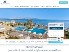 Hydramis Palace - Hotel 4 * - Δράμια - Γεωργιόπολη - Χανιά - Κρήτη