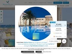 Mythos Palace Resort - Hotel 4 * - Γεωργιόπολη - Χανιά - Κρήτη