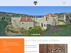 Maria Traditional Villas - Ξενοδοχείο 4 * - Κίσσαμος - Χανιά - Κρήτη