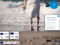 Thalassa Beach Resort - Ξενοδοχείο 4 * - Αγία Μαρίνα - Χανιά - Κρήτη