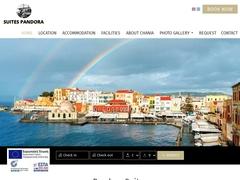 Pandora Suites - Ξενοδοχείο 4 * - Παλιά Πόλη των Χανίων - Κρήτη
