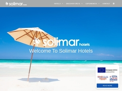 Aquamarine (Solimar) - Hotel 4 * - Πύργος Ψηλονέρου - Χανιά - Κρήτη
