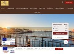 Belmondo - Ξενοδοχείο 4 * - Παλιά Πόλη των Χανίων - Κρήτη