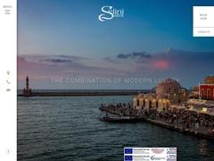 Selini Suites - Ξενοδοχείο 4 * - Κολυμπάρι - Χανιά - Κρήτη