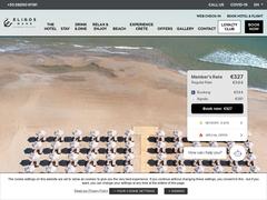 Eliros Mare - Ξενοδοχείο 4 * - Κάβρος - Γεωργιούπολη - Χανιά - Κρήτη