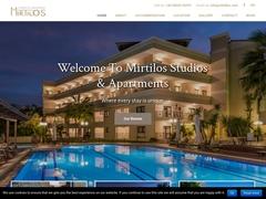 Mirtilos Studios - 1 * Hotel - Kissamos - Chania - Crete