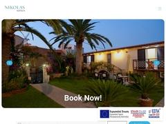 Nikolas Suites - 1 * Hotel - Makry Tichos - Chania - Crete
