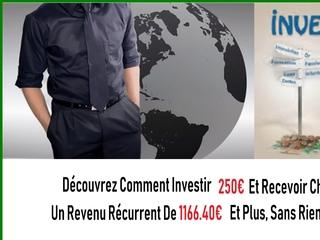 Assistance Investissement