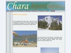 Chara Apartments - 1 Key Hotel - Agia Marina - Chania - Crete
