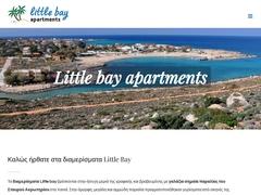 Little Bay Apartments - 1 Key Hotel - Akrotiri - Chania - Crete