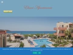 Ekavi Apartments - 1 * Hotel - Agia Marina - Chania - Crete