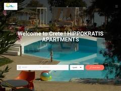 Hippokratis - 1 Key Hotel - Gerani - Platanias - Chania - Crete