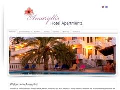 Amaryllis Apartments - 1 * Hotel - Platanias - Chania - Crete