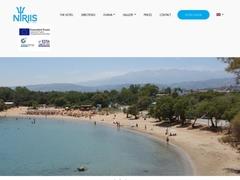Niriis Apartments - 1 * Hotel - Nea Kydonia - Chania - Crete