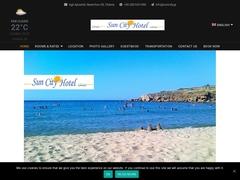Sun City Studios - 1 * Hotel - Daratsos - Nea Kidonia - Chania - Crete