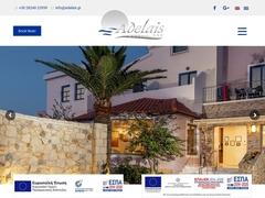 Adelais - 1 * Hotel - Tavronitis - Voukolies - Chania - Crete