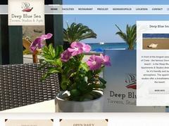 Deep Blue Sea - 1 * Hotel - Georgioupoli - Chania - Crete