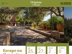 Orionas Village - 1 * Hotel - Daratsos - Nea Kydonia - Chania - Crete