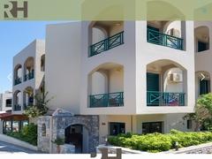 Romantica - Hôtel 1 * - Georgioupoli - La Canée - Crète