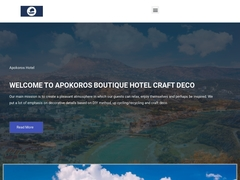 Apokoros Club Apartments - 1 * Hotel - Kalyves - Chania - Crete