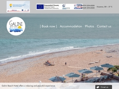 Galini Beach - 1 * Hotel - Kissamos - Chania - Crete