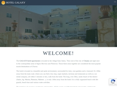 Galaxy Apartments - 1 * Hotel - Kato Stalos - Chania - Crete