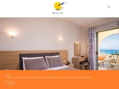 Mistrali Apartments - 3 * Hotel - Kalyves - Chania - Crete