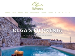 Olga's Filoxenia Villas - 3 * Hotel, Macheri, Armeni - Chania - Crete