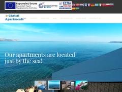 Christi Apartments - 3 Keys Hotel - Kalyves - Chania - Crete