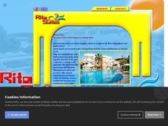 Rita suites - Ξενοδοχείο 3 * - Πλατανιάς - Χανιά - Κρήτη