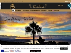 Monte Vardia - 3 * Hotel - Chalepa - Akrotiri - Chania - Crete