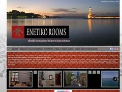 Enetiko - 3 * Hotel - Vieux Port - Chania - Crete