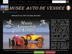 Vendee - Musée Automobile