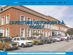 Yvelines - CAAPY - Collection de l'Aventure Automobile à PoissY