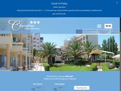 Christina Apartments - Hotel 2 * - Παραλία Νέας Χώρας - Χανιά - Κρήτη