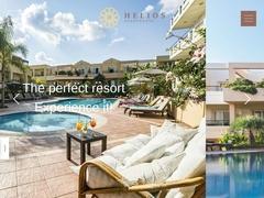 Helios Apartments - Ξενοδοχείο 2 * - Άγιοι Απόστολοι - Χανιά - Κρήτη