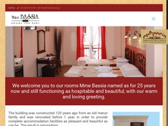 Mme Bassia - Δωμάτια 2 Κλειδιά - Παλιά Πόλη - Χανιά - Κρήτη