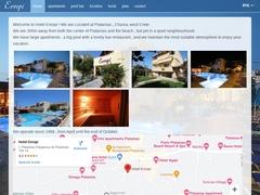 Ευρωπί - Ξενοδοχείο 2 * - Πλατανιάς - Χανιά - Κρήτη