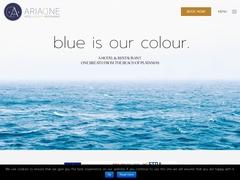 Ariadne Beach - Ξενοδοχείο 2 * - Πλατανιάς - Χανιά - Κρήτη